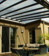 Modern verandah roof design ou veranda verandalux