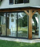 Veranda Confort Evreux Par Veranda Kiosque Bois