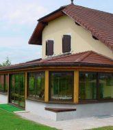 Isolation thermique veranda alu et def of veranda