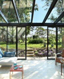Veranda en kit leroy merlin par veranda bord piscine