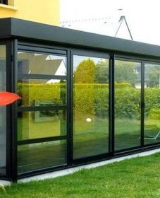 Veranda terrasse immeuble par veranda panneau isolant