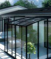 Veranda ou extension en dur et veranda chez lapeyre