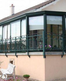 Veranda Nemours, Veranda Pour Balcon Appartement