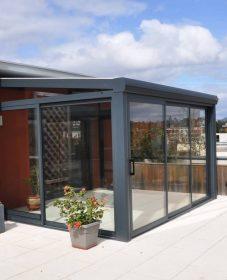Fabricant veranda montelimar et prix veranda terrasse appartement