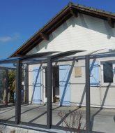 Veranda Custom Homes Keller : Veranda Alu Sur Balcon