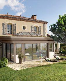 Remplacement veranda par prix d'une veranda 40m2