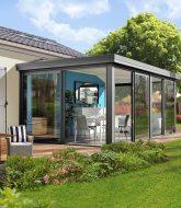 Veranda bois ou pvc ou isolation thermique pour veranda