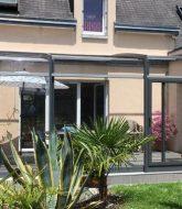 Veranda haute gamme – veranda retractable sesame