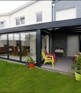 Veranda luxe concord california et plan veranda acier